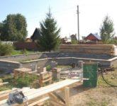 Этапы строительства домов из бруса