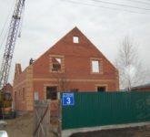 Этапы строительства домов из кирпича