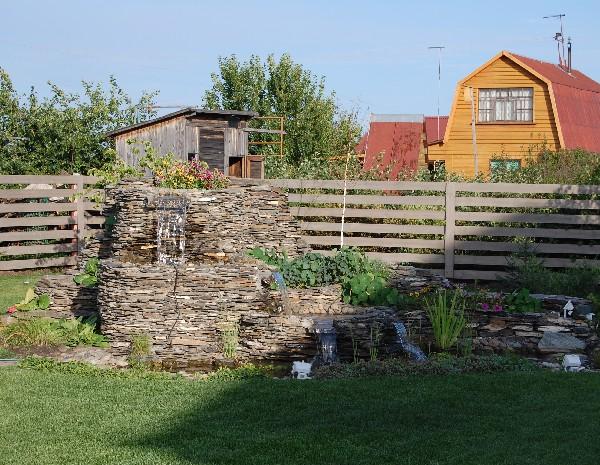 Дом и баня из бруса в общ. Боровинка