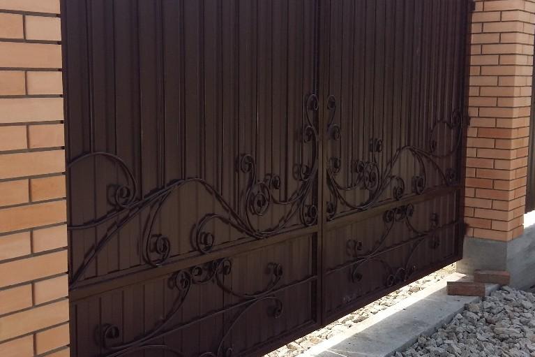 Забор в общ. Калиновый