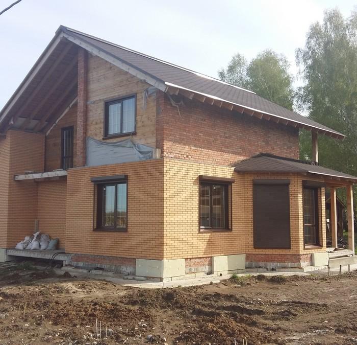 Коттедж 250 м² в п. Удачный