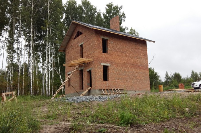 Коттедж в п. Университетский