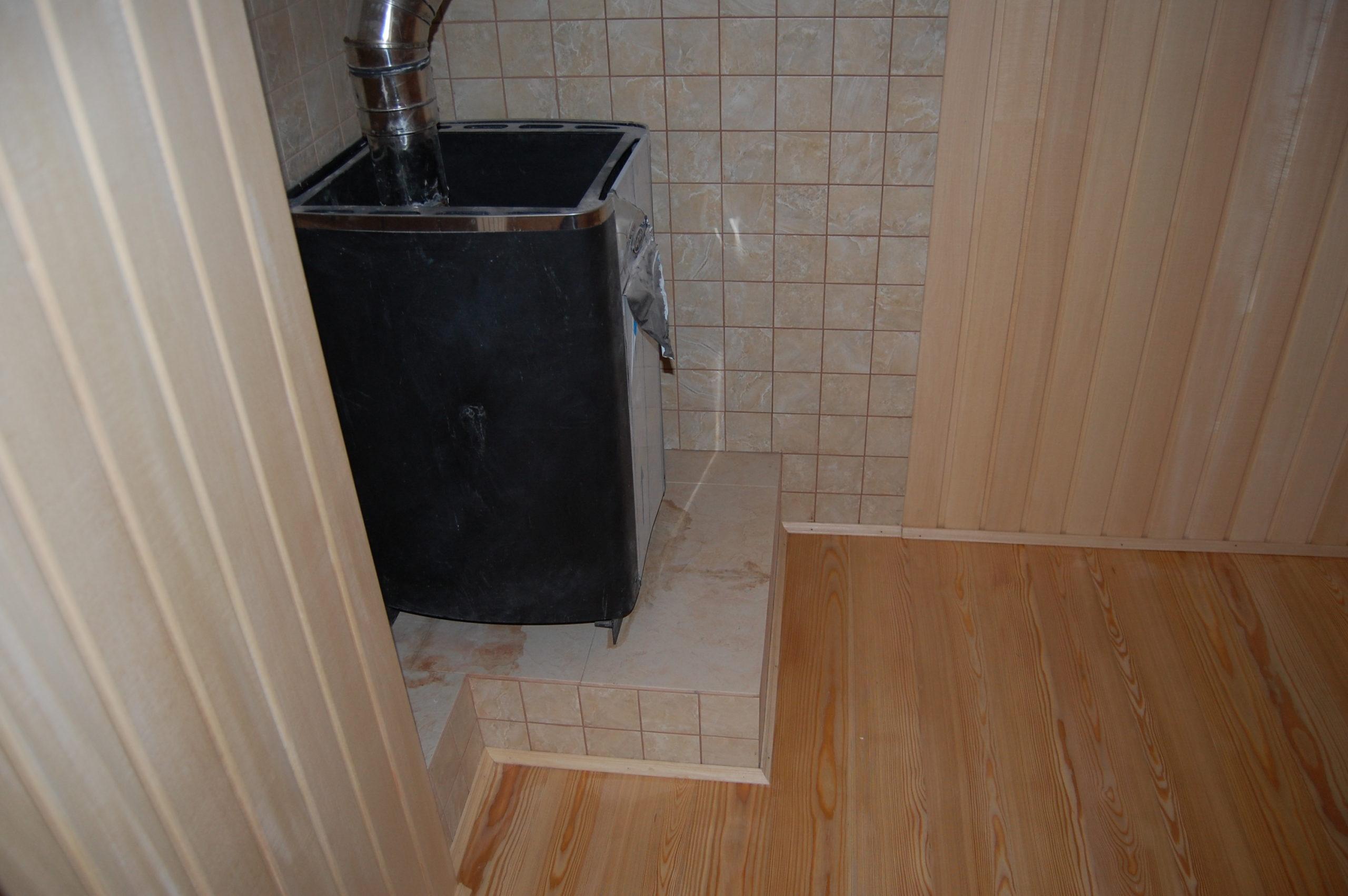 Бассейн в частной бане (9)