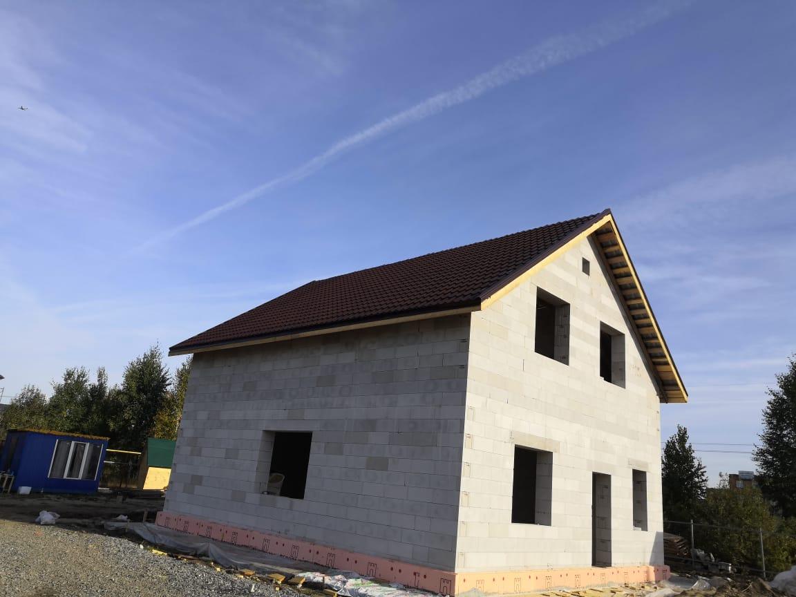 Коттедж 150м2,Новолуговое 2020г (152)