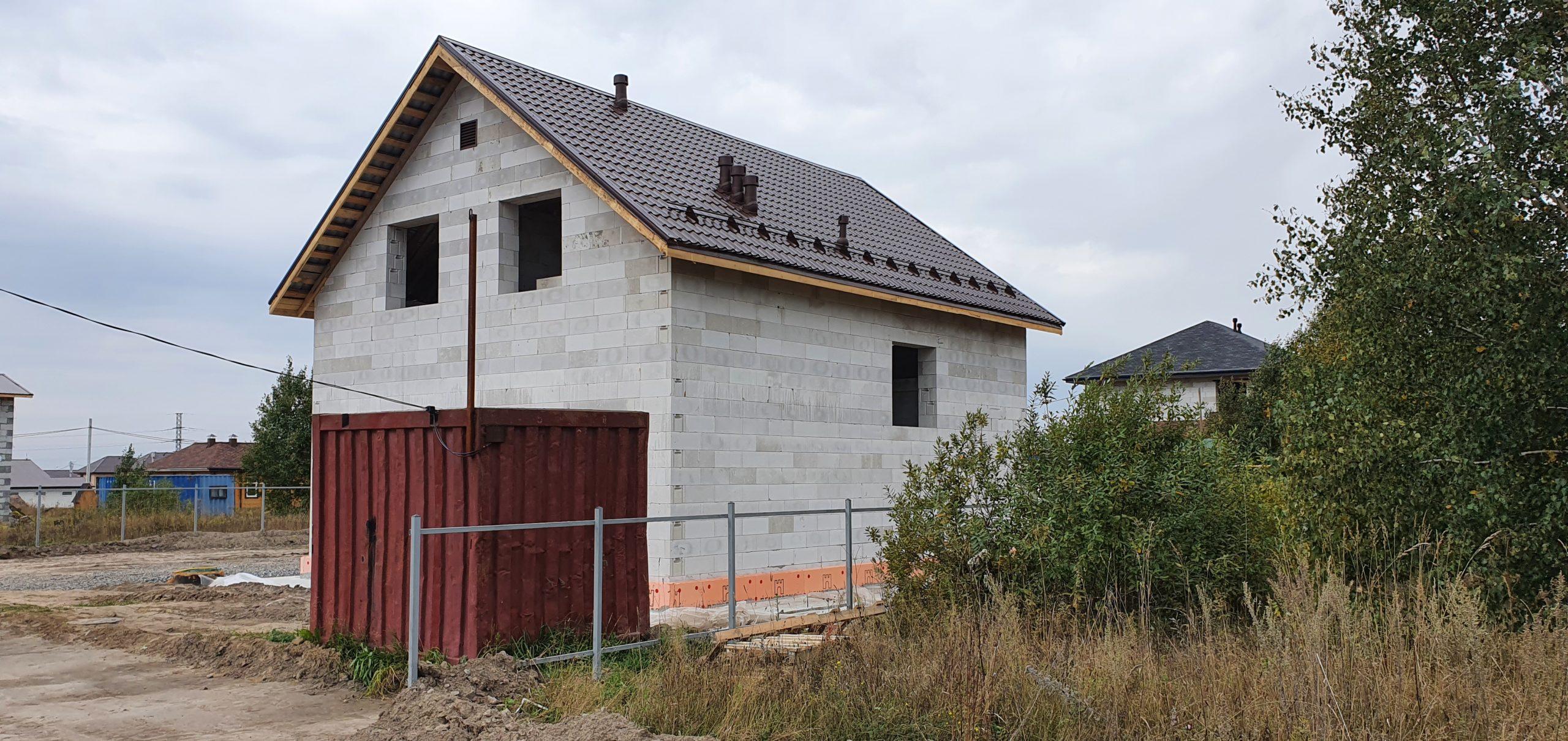 Коттедж 150м2,Новолуговое 2020г (163)